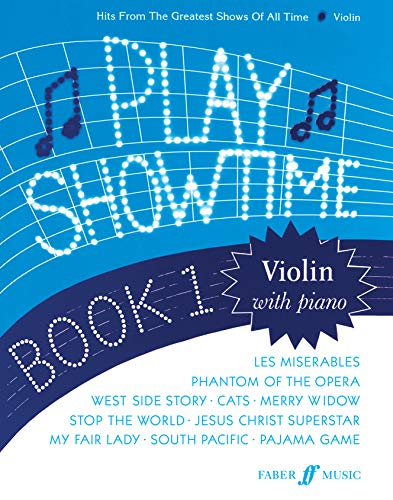 9780571515882: Play Showtime: Bk. 1: (Violin and Piano)