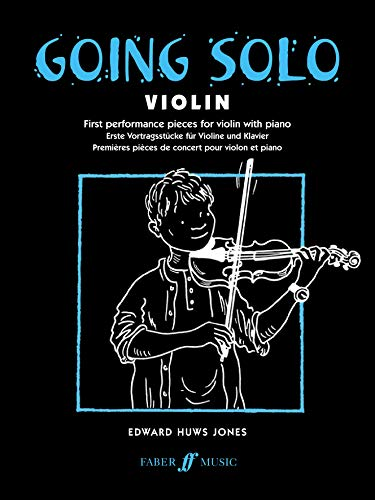 9780571516100: Going Solo -- Violin (Faber Edition: Going Solo)