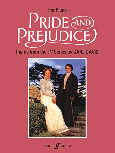 9780571516254: Pride and Prejudice: Theme from the TV Series / Piano