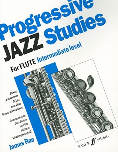 9780571516582: Progressive Jazz Studies for Flute, Bk 2 (Faber Edition)