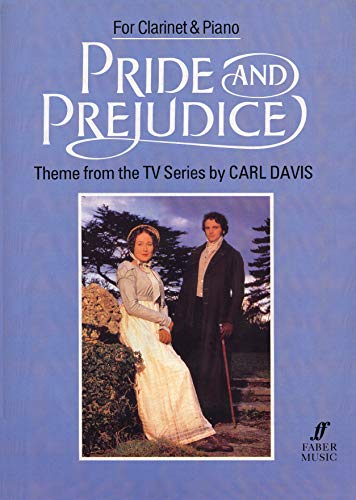 9780571516773: Pride and Prejudice (Theme from the TV series): Part(s) (Faber Edition)