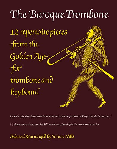 9780571517237: The Baroque Trombone (Faber Edition)