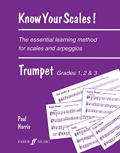 9780571517282: Know Your Scales Trumpet Grades 1 to 3
