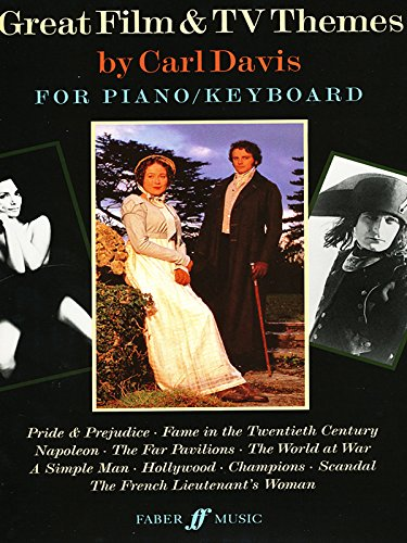 9780571517404: Great Film & TV Themes: For Piano/Keyboard