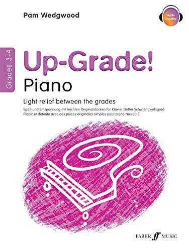 9780571517756: Piano: Grades 3-4 (Up-Grade!)