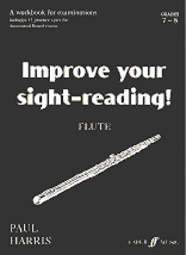 9780571517909: Improve Your Sight-reading! Flute, Grade 7-8: A Workbook for Examinations (Faber Edition: Improve Your Sight-Reading)
