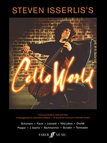 9780571518852: Steven Isserlis's Cello World: (with Piano) (Faber Edition)