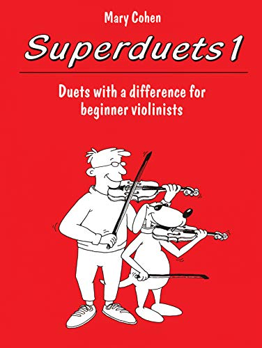 9780571518890: Superduets, Book 1: Duets with a Difference for Beginner Violinists: (Violin Duet): Bk. 1