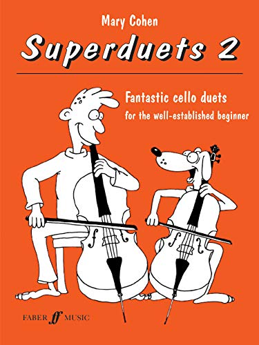 9780571518920: Superduets for Cello: Fantastic Cello Duets for the Well-established Beginner: 2