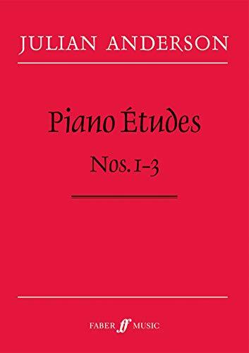 9780571519125: Piano Etudes Nos. 1-3 (Faber Edition) (No. 1-3)