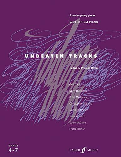 9780571519156: Unbeaten Tracks for Flute (Faber Edition: Unbeaten Tracks)