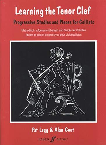 9780571519170: Learning the Tenor Clef: (Cello and Piano) (Cello Piano)