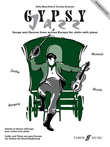 9780571519378: Gypsy Jazz: Intermediate Level: (Violin and Piano) (Violin Piano)