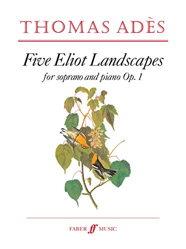 9780571519811: Five Eliot Landscapes (Full Score)