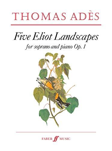 9780571519811: Five Eliot Landscapes (Full Score)