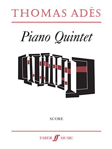 9780571520121: Piano Quintet (Score) (Faber Edition)