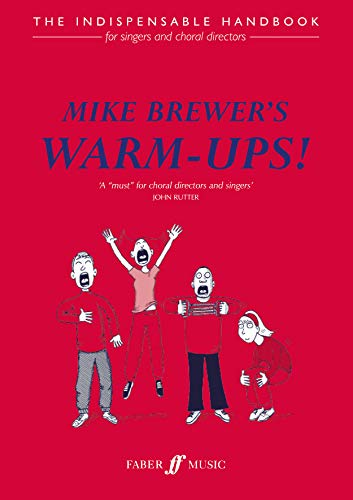 9780571520718: Mike Brewer's Warm-Ups! (Faber Music)