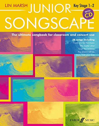 9780571520770: Junior Songscape: The Ultimate Songbook for Classroom and Concert Use, Book & CD (Faber Edition)