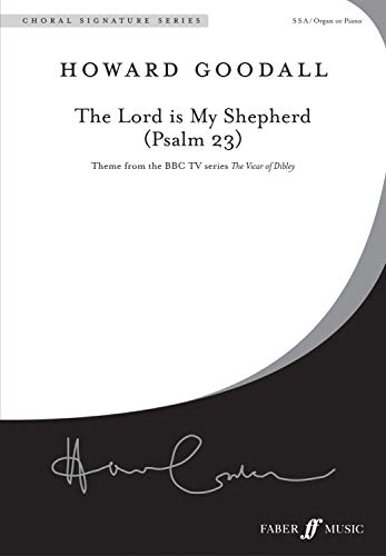 9780571520992: The Lord Is My Shepherd (Psalm 23): SSA/Organ or Piano