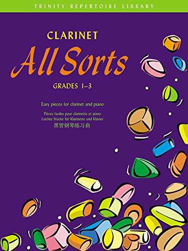 9780571521128: Clarinet All Sorts: Grade 1-3 (Faber Edition)