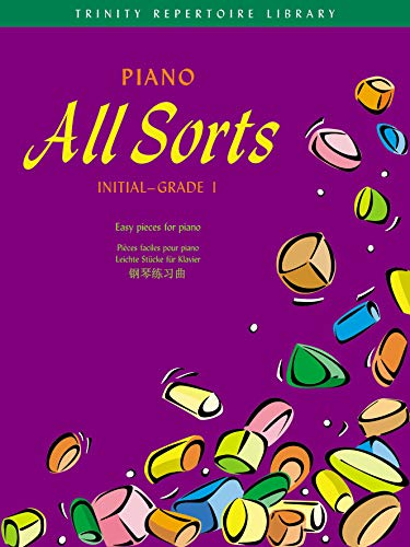 9780571521135: Piano All Sorts Initial - Grade 1 (Trinity Repertoire Library)