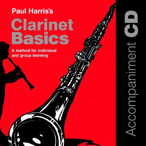 9780571521678: FABER MUSIC HARRIS PAUL - CLARINET BASICS CD - CLARINET