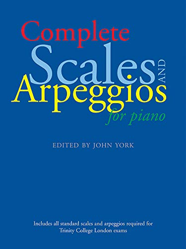 9780571521920: Complete Scales And Arpeggios For Piano