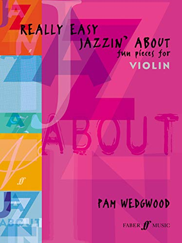 9780571522019: Really Easy Jazzin' About: (Violin and Piano) (Violin Piano)