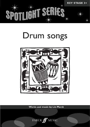 Drum Songs (Paperback): Lin Marsh