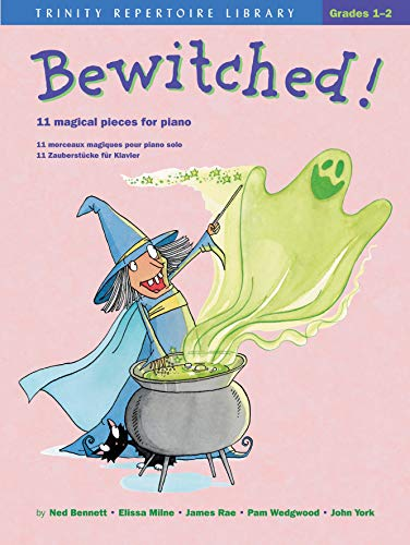 9780571522415: Bewitched!: 11 Magical Pieces for Piano (Trinity Repertoire Library)