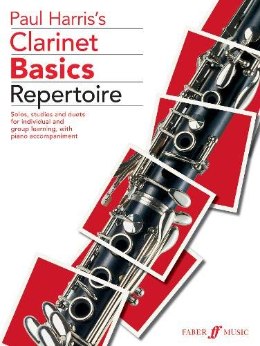 9780571522545: Clarinet Basics Repertoire: (Clarinet/piano)