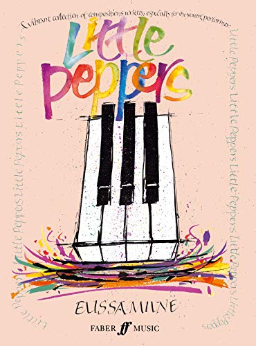 9780571522934: Little Peppers: (Piano)
