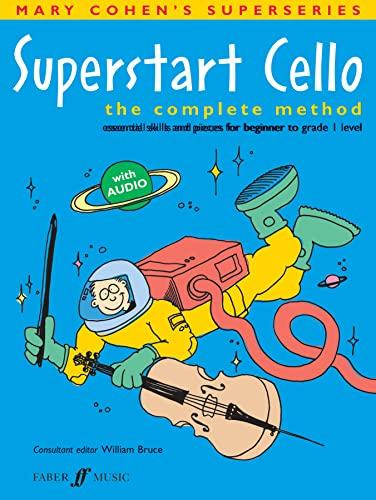 9780571522965: Superstart Cello: A Complete Method for Beginner Cellists