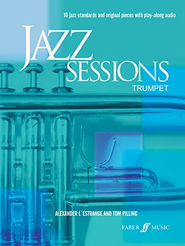9780571523023: Jazz Sessions for Trumpet: Book & CD (Trumpetcd)