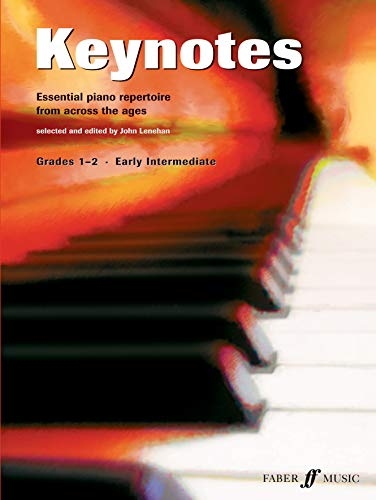 9780571523207: Keynotes: Grade 1-2, Early Intermediate: Essential Piano Repertoire From Across The Ages