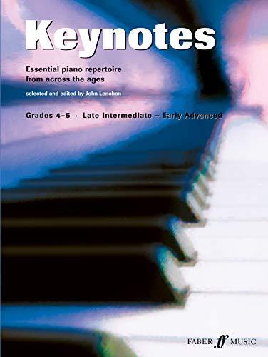 9780571523238: Keynotes: Grade 4-5 (Faber Edition)