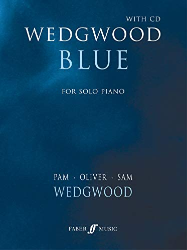 9780571523597: Wedgwood Blue: For Solo Piano (Pianocd)