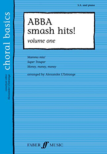 ABBA Smash Hits! Volume One Format: Book: Music by ABBA