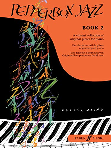 9780571523726: Pepperbox Jazz, Bk 2: A Vibrant Collection of Original Pieces for Piano (Faber Edition: Little Peppers)