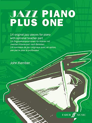 9780571523733: Jazz Piano Plus One