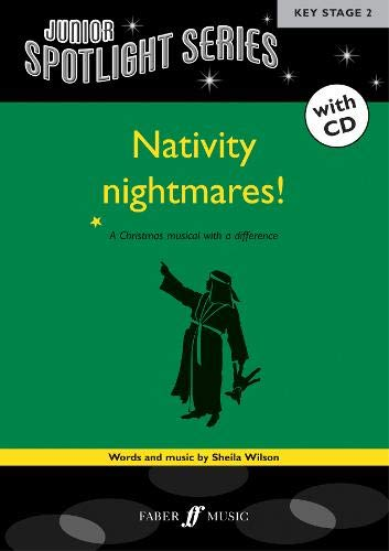 9780571523801: Nativity Nightmares (Spotlights Series)