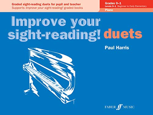9780571524051: Improve Your Sight-reading! Piano Duet, Grade 0-1: Graded Sight-reading Duets for Pupil and Teacher (Faber Edition: Improve Your Sight-reading)