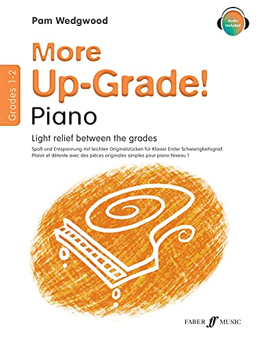 9780571524204: More Up-Grade!: Piano: Grades 1-2