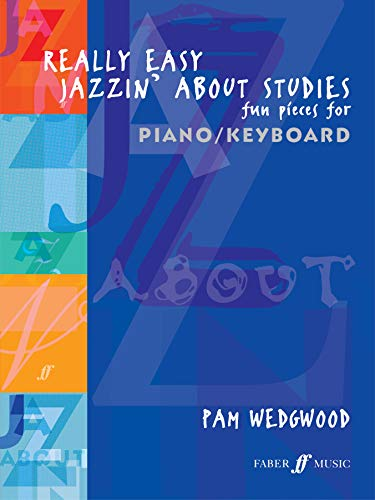 9780571524228: Really Easy Jazzin' About Studies: Fun Pieces for Piano/ Keyboard