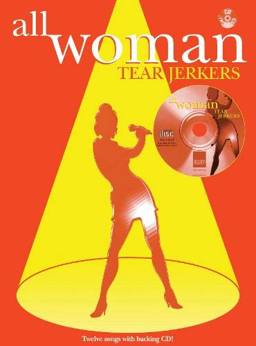 9780571524495: All Woman Tearjerkers: (Piano,Vocal,Guitar)