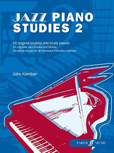 9780571524501: Jazz Piano Studies, Bk 2 (Faber Edition: Jazz Studies)