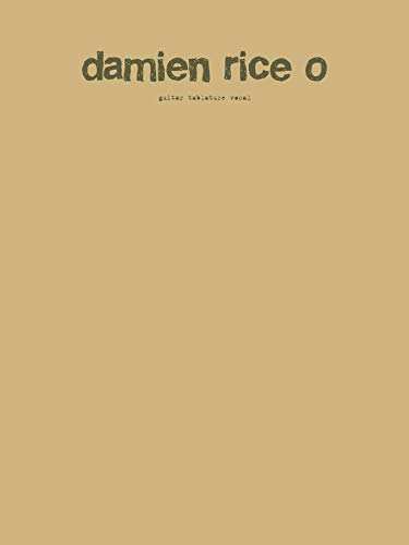 9780571524525: DAMIEN RICE O (Faber Edition)