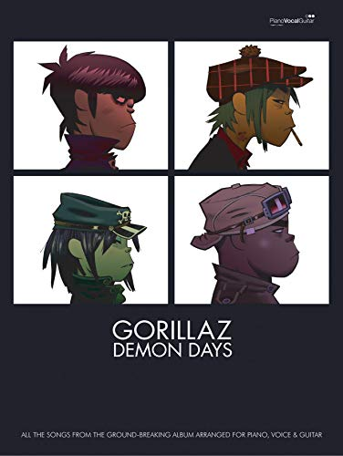 9780571524532: Demon Days: (Piano,Vocal,Guitar) (Pvg)