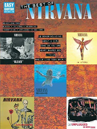 9780571524938: Nirvana: The Best of (Easy Guitar): (Easy Guitar Tab) (Gtab)