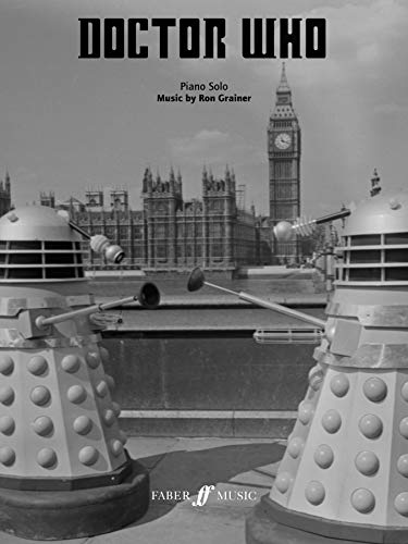 9780571524945: Doctor Who: Theme from the TV Series (Piano Solo), Sheet (Faber Edition)